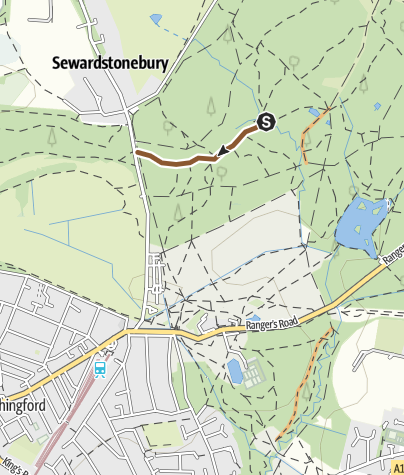 Map / Epping Forest - Doable