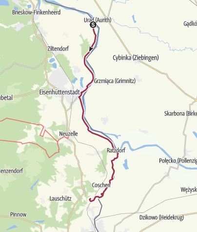 Map / Odertour Teil 2 von 3