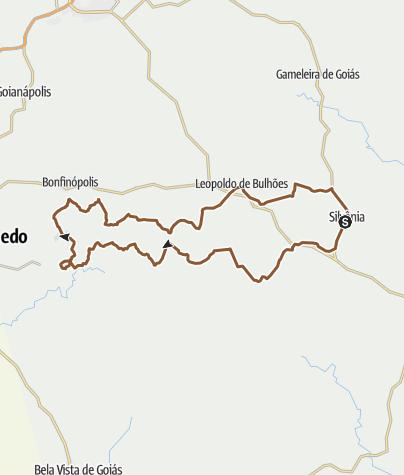 Map / Silvania-Macaca-Lopoldo-Silvania plano D