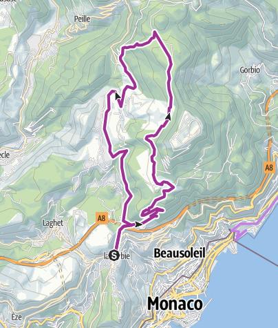 Map / DH VOUILLOZ