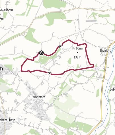Map / Bowman Dunridge Loop