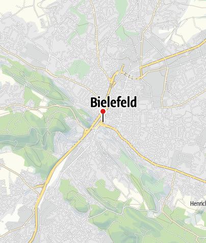 Karte / Kunsthalle Bielefeld