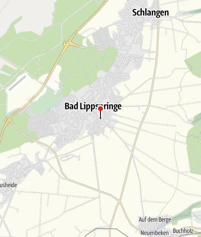 Kaart / Heimatmuseum Bad Lippspringe