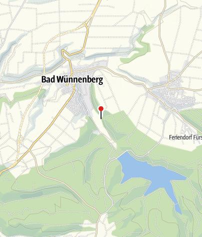 Karte / Kneipp-Oase im Naturerlebnis Aatal