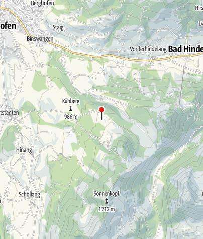 Karte / Sonthofer Hof