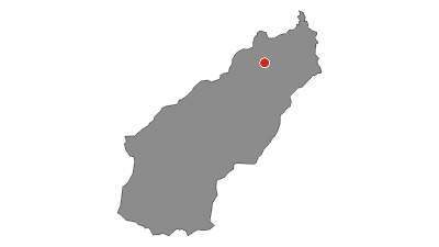Karte / Naturschauplatz: Gschmitz