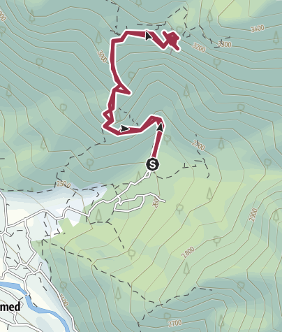 Map / Tiger's Nest  21 Nov 2019 09:23:31
