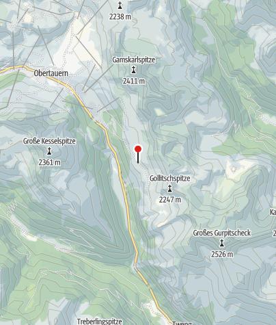 Mapa / Ernsthütte