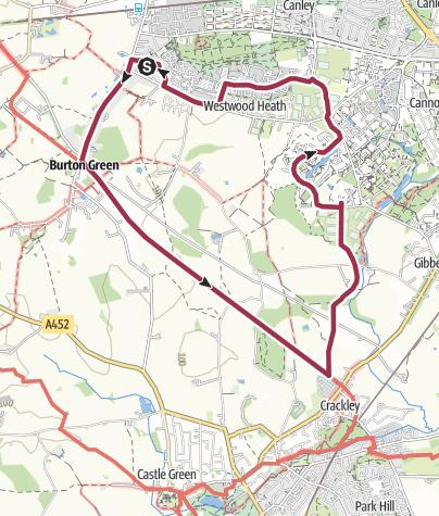 Map / Greenway & University