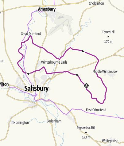 Map / Silverplough25