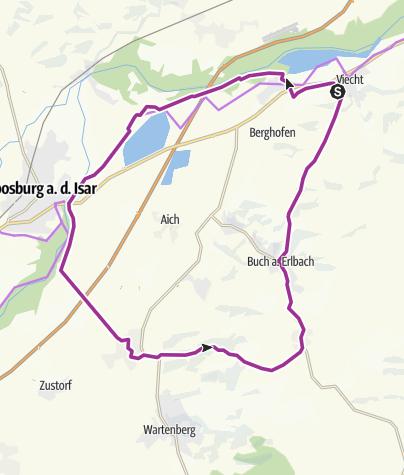 Map / Eching-Langenpreising-Buch a.E.