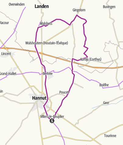 Map / itinéraire, 27 févr. 2013 17:40:06