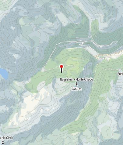 Karte / Fiechtalm
