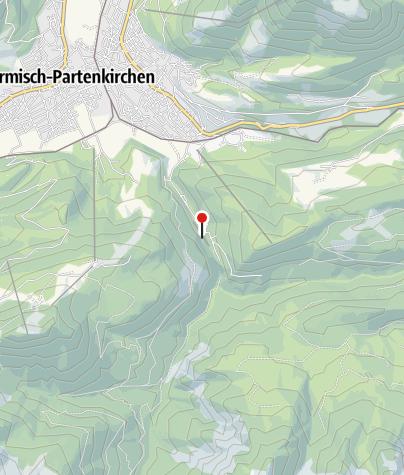 Map / Partnachklamm