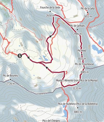 Map / INTEGRAL CIRCO TROUMOUSE