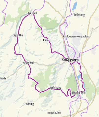 Karte / Kloster-Runde Schlosspark