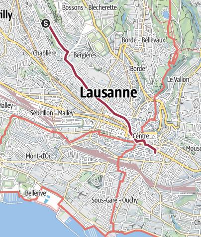 Map / Test mon premier parcours