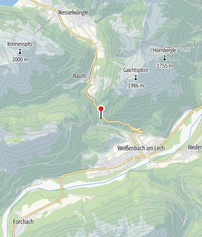 Karte / Rodelhütte