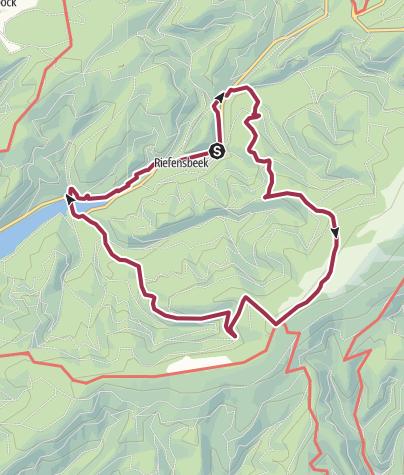 Map / Baudensteigrundweg-Nr-3-Riefensbeek