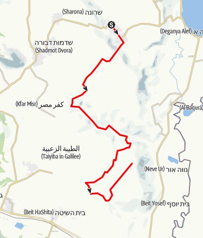 Map / Yavniel_2015