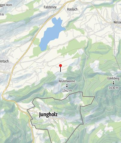 מפה / Alpe Blösse