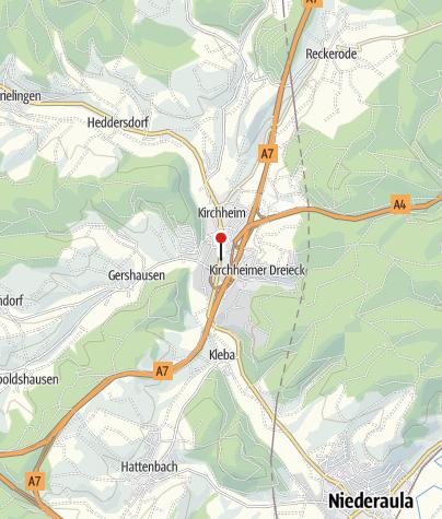 Karte / Touristik-Service Kirchheim GmbH