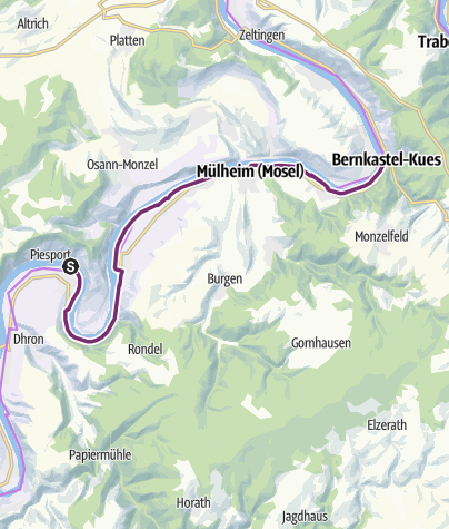 Mosel Radweg Karte Pdf.Mosel Radtour Etappen Myvacationplan Org