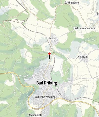 Karte / St. Clemens Bad Driburg