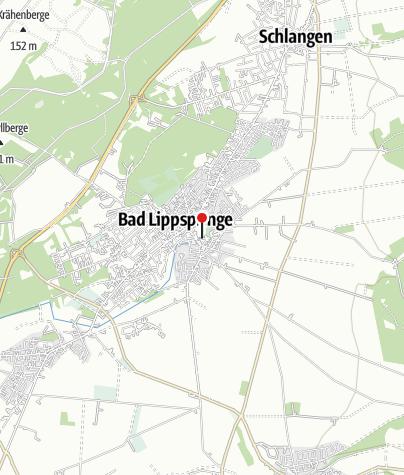 Karte / Kongresshaus Bad Lippspringe