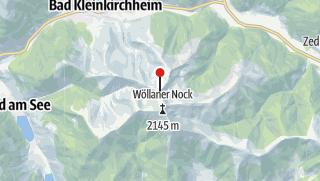 Karte / Kaiserburg