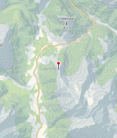 Karte / Wichtelhütte 1730m