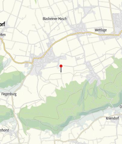 Kaart / Aussichtspunkt Dummerten
