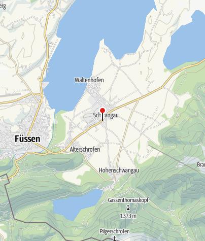 Map / TODOS Fahrrad- und E-bike-Verleih