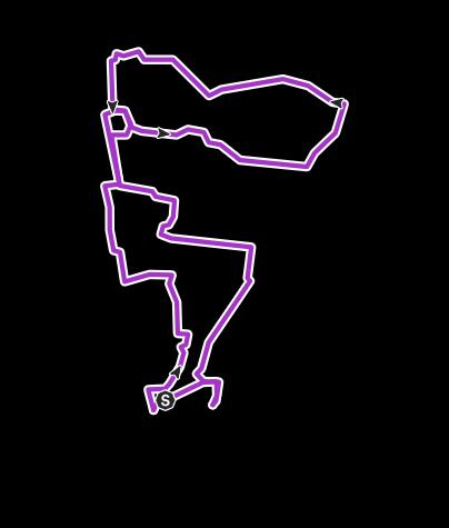 Map / LoopLeeuwarden2014 HM