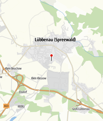 Map / Spreewelten GmbH - Spreewelten Sauna- & Badeparadies Lübbenau