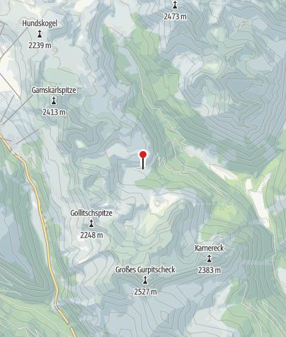 Map / Tonimörtel Hütte