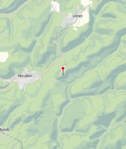 Karte / Vorderer Winschertkopf mit Winschertfelsen