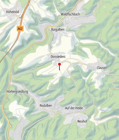 Karte / Sandstein-Monolith