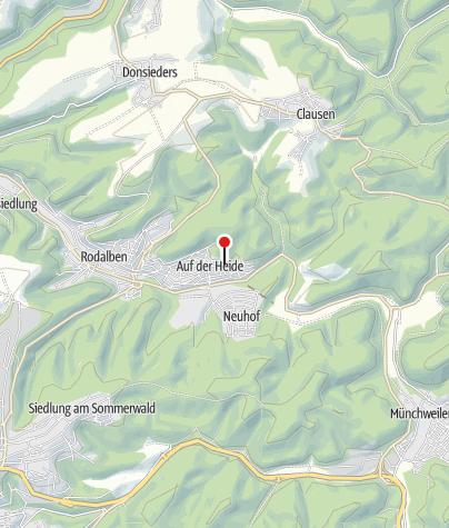 Karte / Gaststätte Kaninchenzuchtverein P113