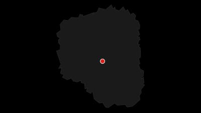 Map / Mulderadweg von Grimma bis Muldenstein