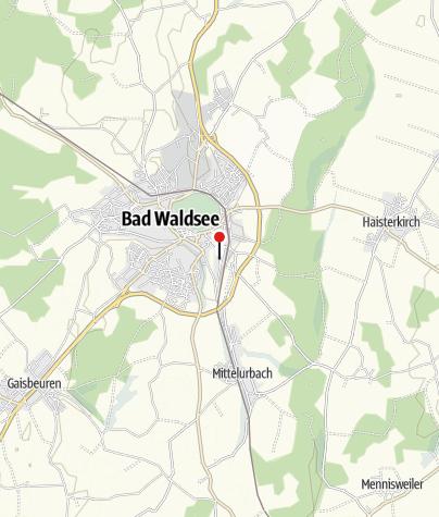 Bad Waldsee enkelt punkt