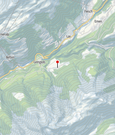 Karte / Binn – Grengiols