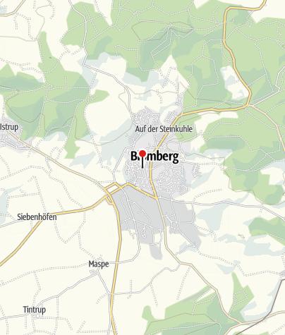 Karte / Groene Plaats