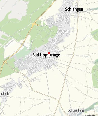 Karte / Lippequelle Bad Lippspringe