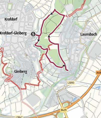 Kartta / KG_02_Rund um den Wettenberg