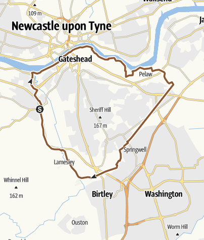 Map / To BillQuayThenBowes15