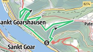 Karte / Zum Rabenacksteig