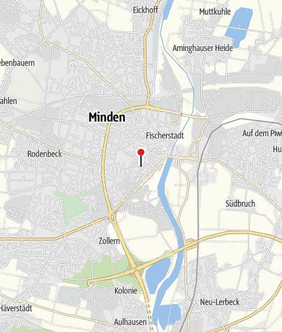 Karte / Mindener Museum