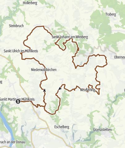 Map / Granitland - Hansberg Südrunde (5)