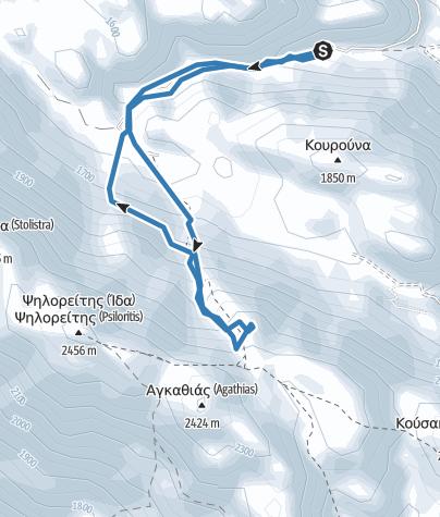 地图 / Ψηλορείτης